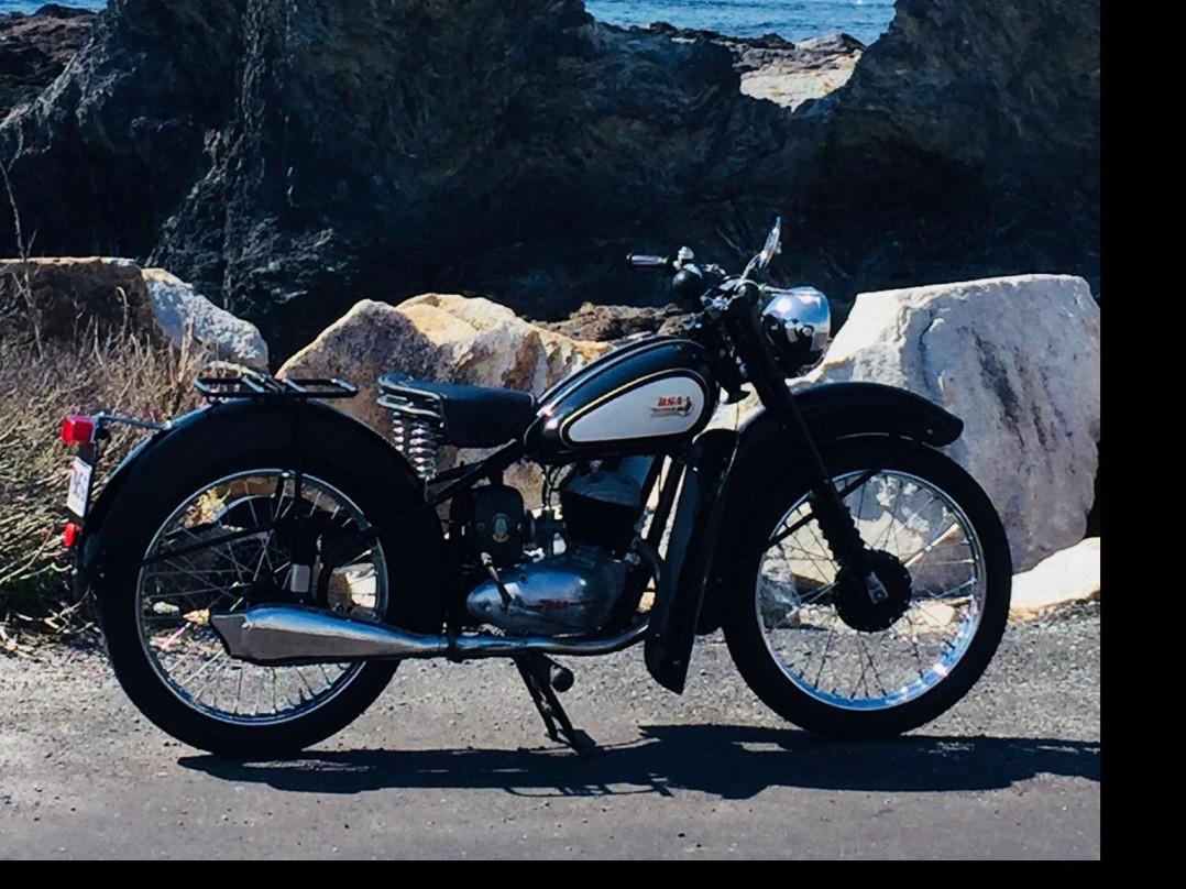 1951 BSA Bantam D1