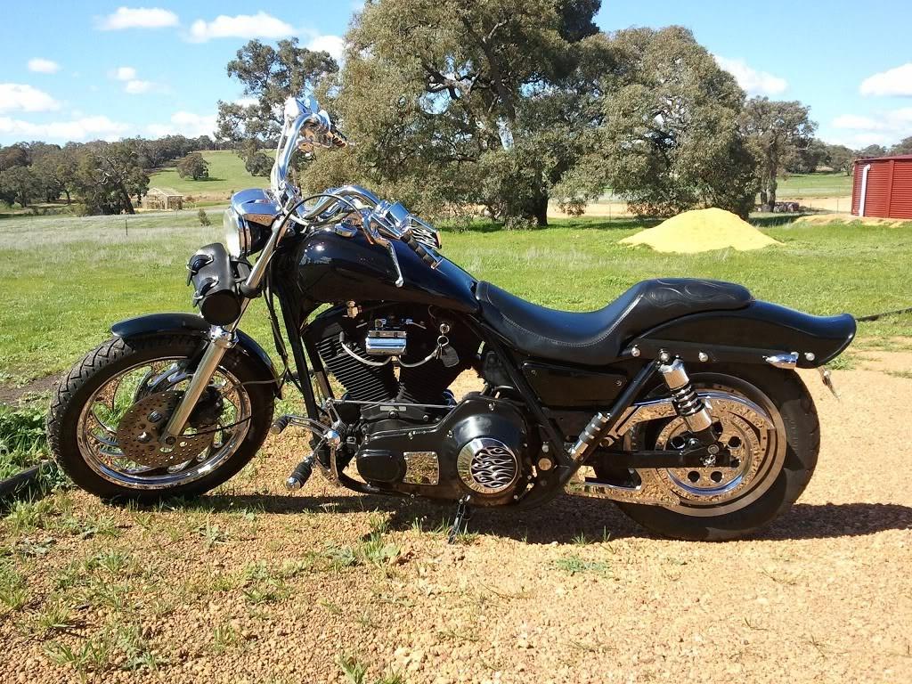 1990 Harley-Davidson FXR - AdrianC - Shannons Club