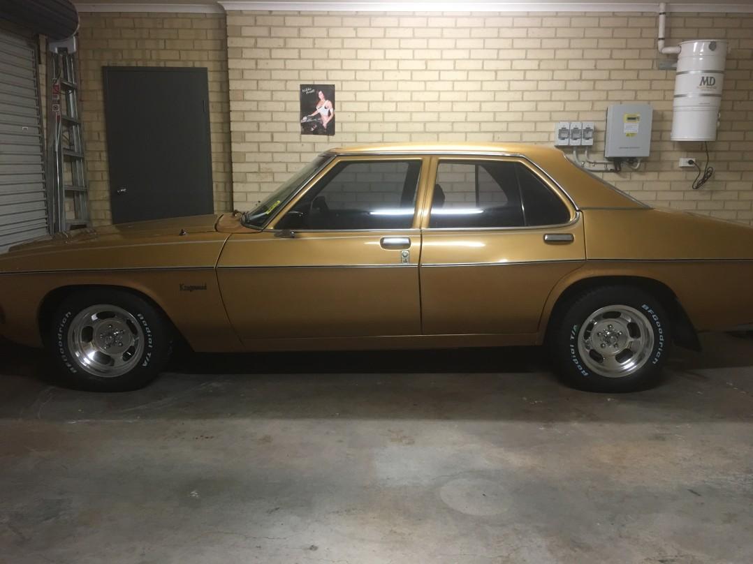 1975 Holden KINGSWOOD