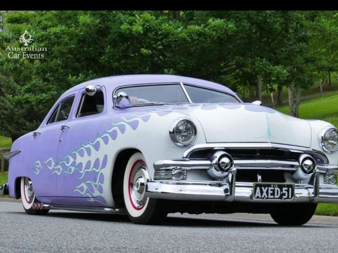 1951 Ford Twin Spinner