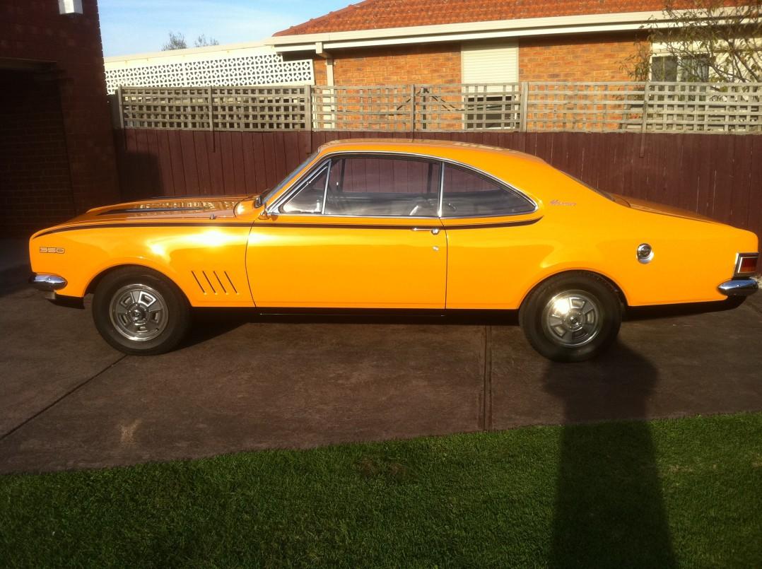 1970 Holden hg