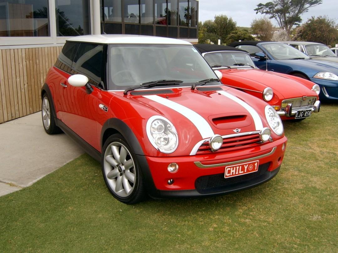 """2006 Mini Cooper """"S"""""""