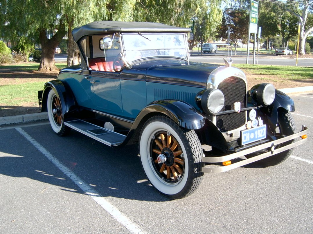 1927 Chrysler 60
