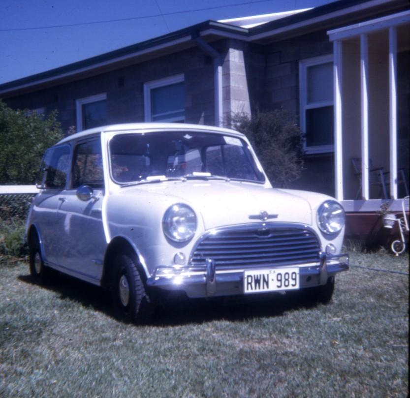 1965 Morris Cooper