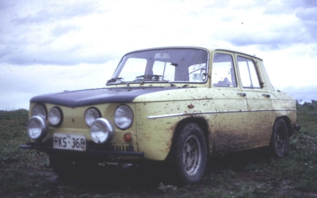 1970 Renault R8 Gordini