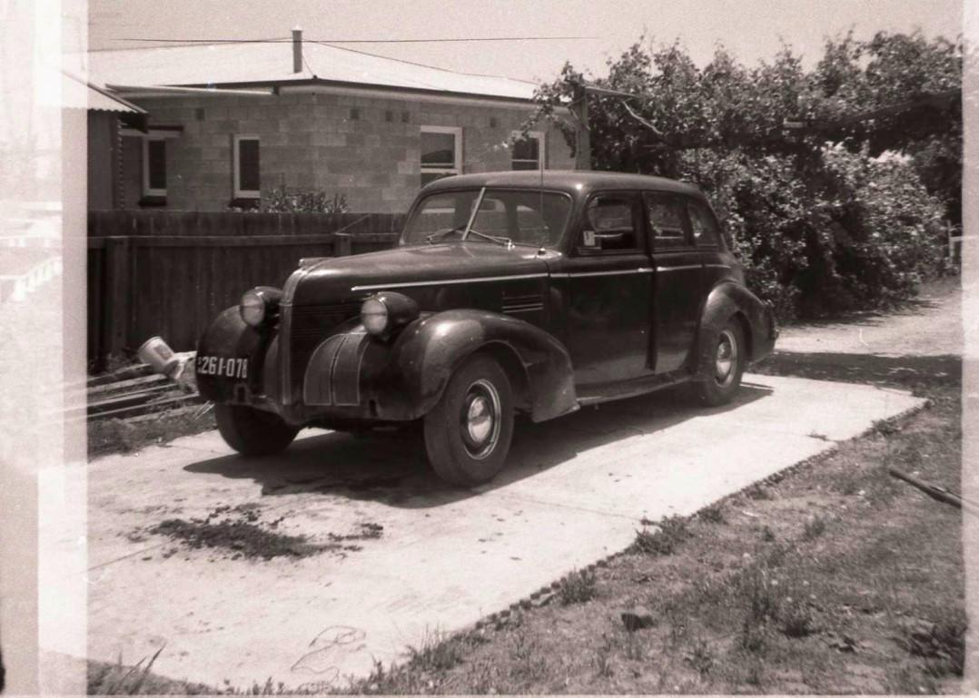 1939 Pontiac ?