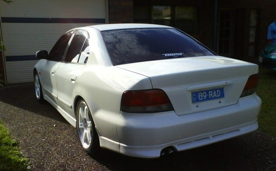 1996 Mitsubishi GALANT VR-4