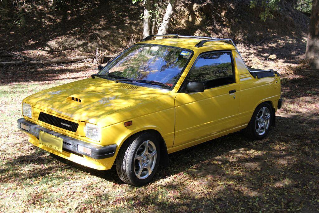 1985 Suzuki MIGHTY BOY 300KG