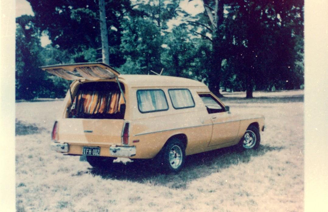 1971 Holden KINGSWOOD