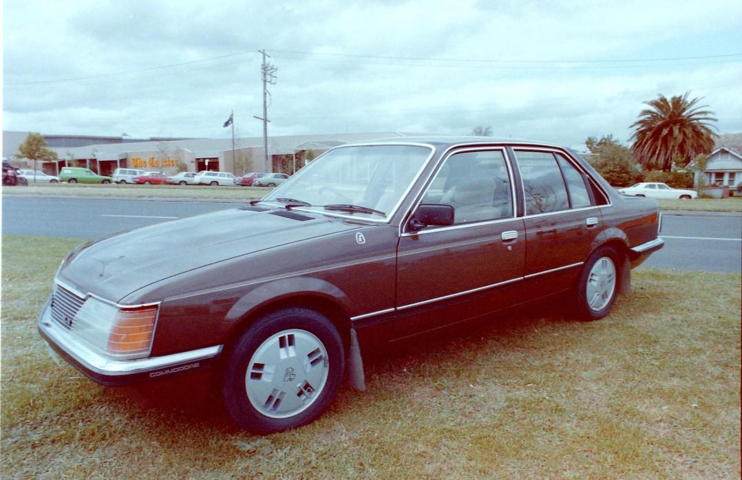 1981 Holden Commodore SLE