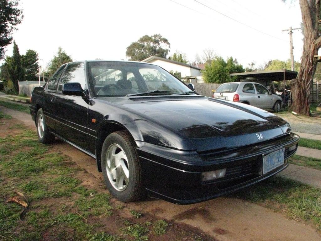 1991 Honda PRELUDE Si (4WS)