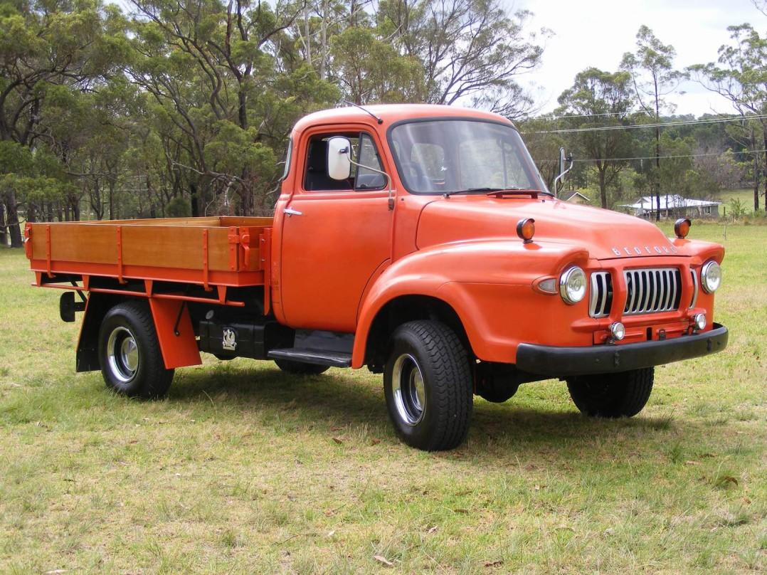 1964 Bedford J1