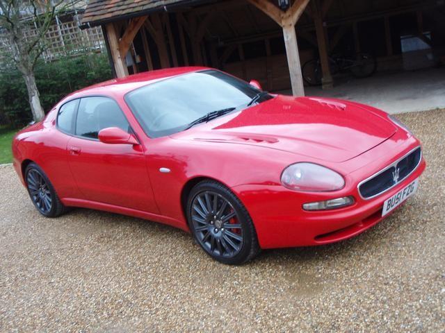 2001 Maserati 3200GT Assetto Corsa