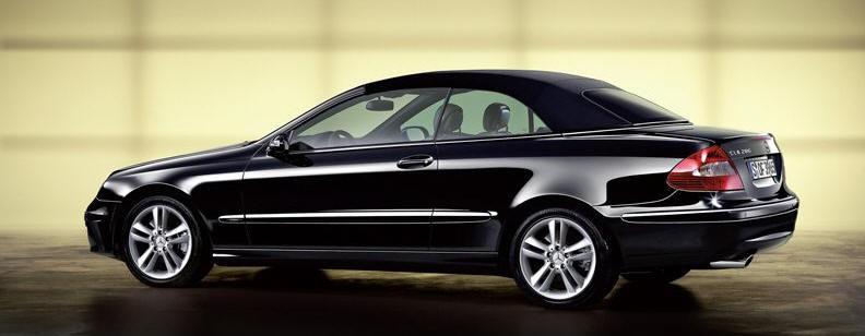 2008 Mercedes-Benz CLK280 AVANTGARDE