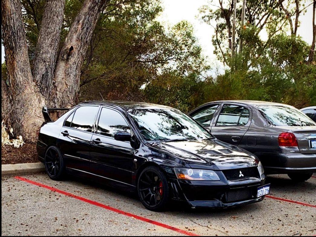 2001 Mitsubishi LANCER EVOLUTION VII