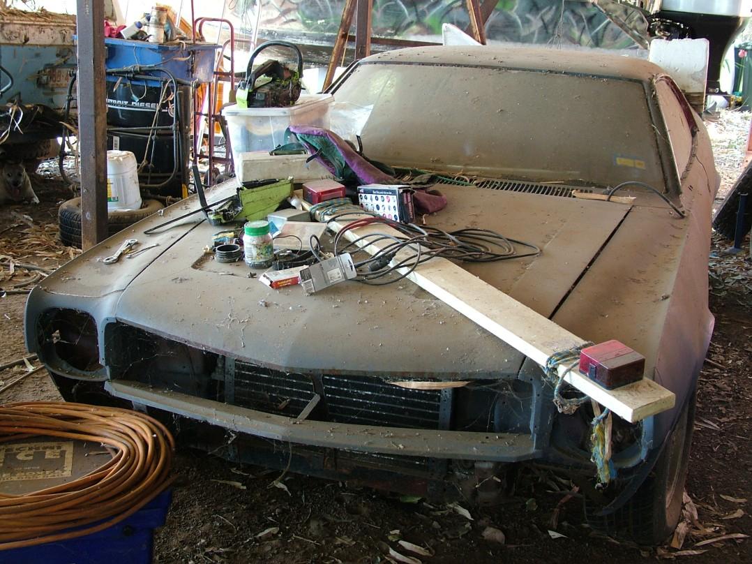 1969 American Motors Javelin SST