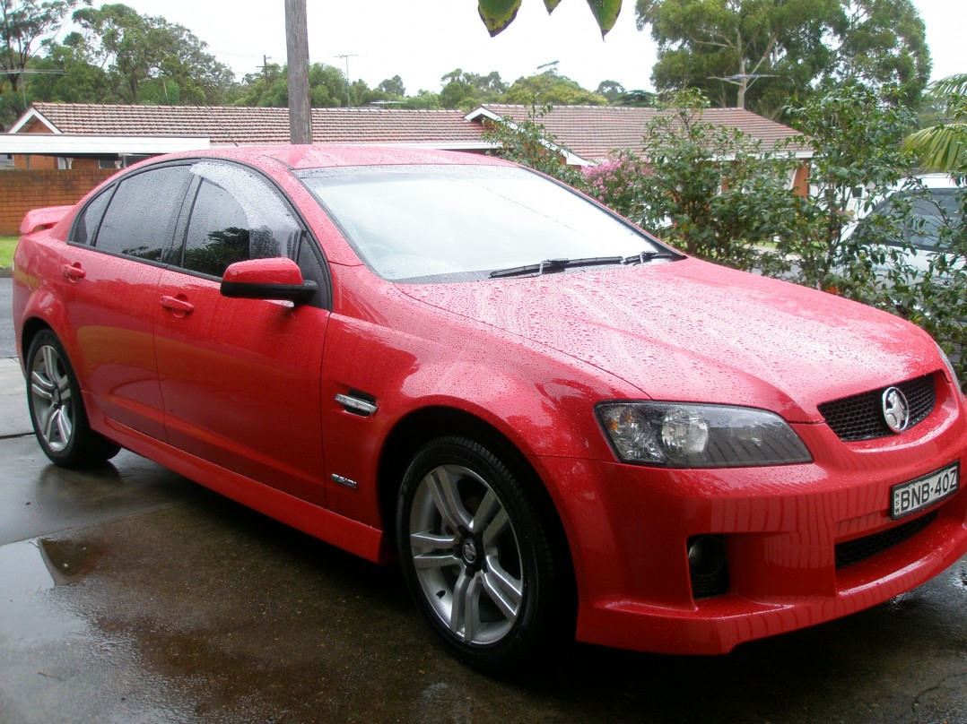 2010 Holden Commodore SV6
