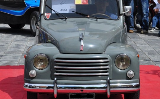1951 Fiat 500 C