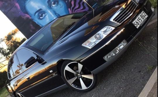2004 Holden STATESMAN 185i