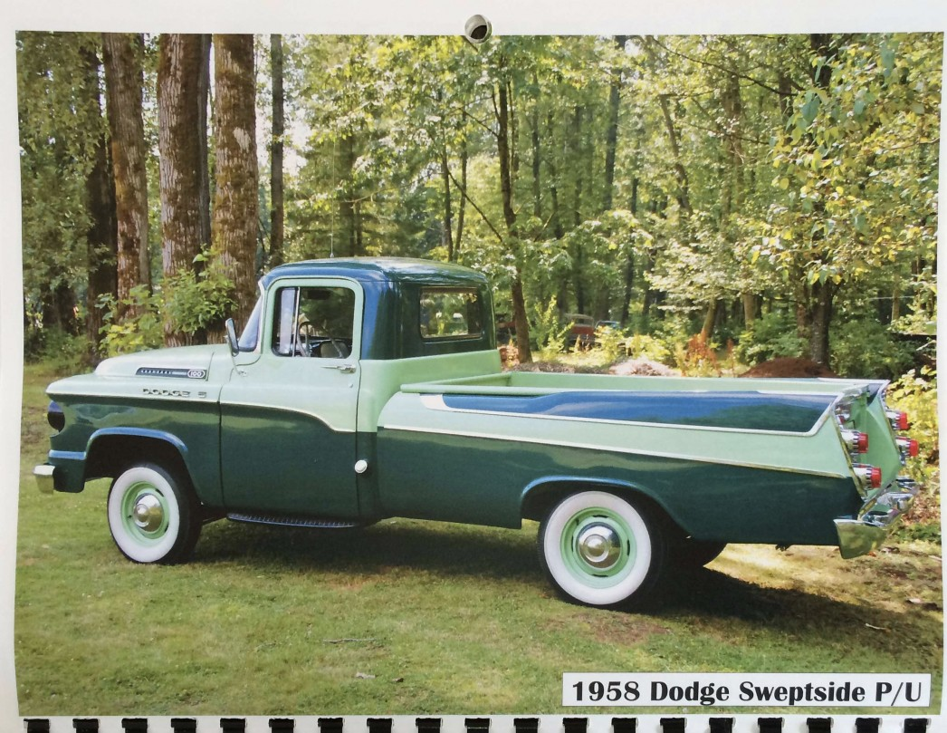 1958 Dodge Sweptside