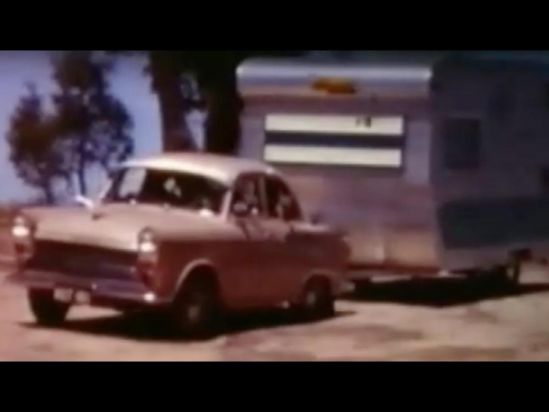 1965 Morris Major Elite