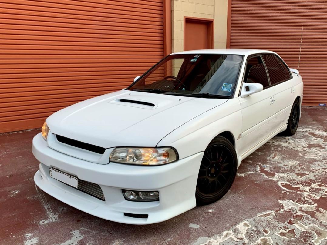 1998 Subaru Legacy RS-B