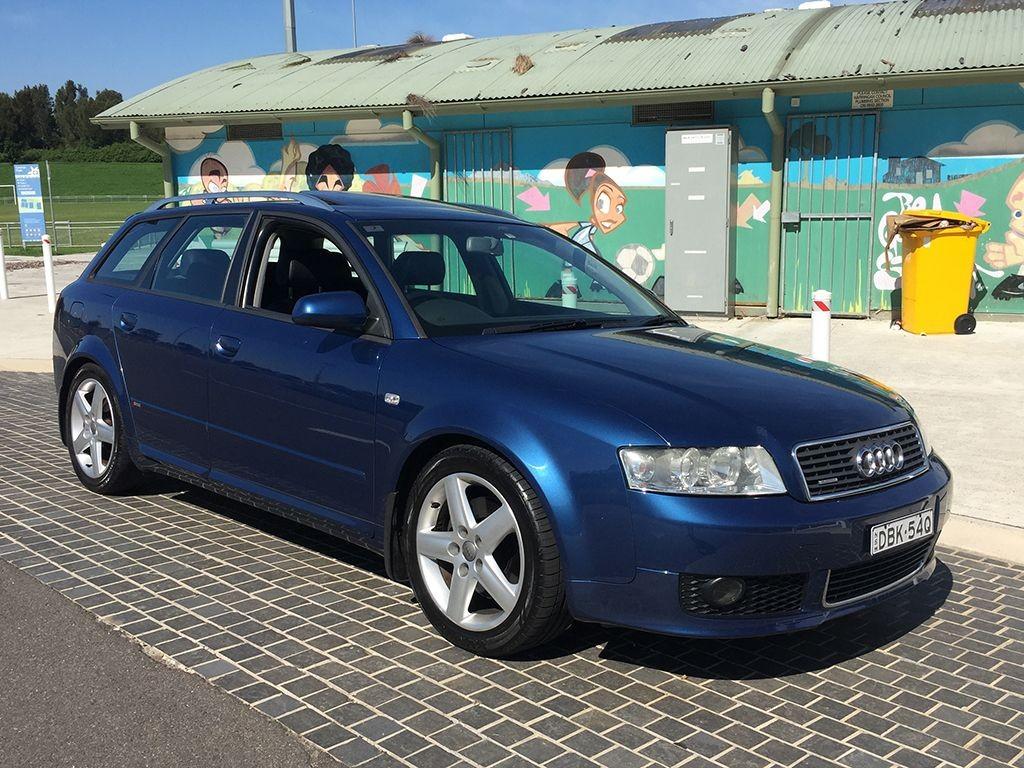 2004 Audi A4 1.8 S-Line Quattro
