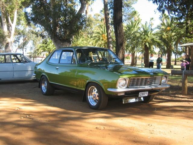 1972 Holden Torana LJ