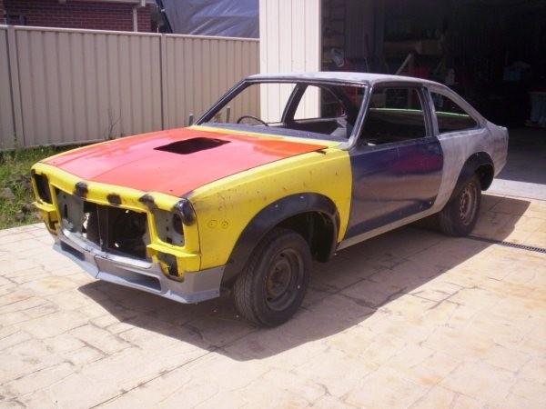 1976 Holden LX Torana Hatchback V8