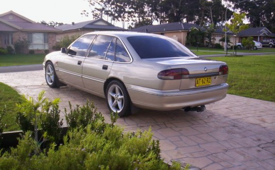 1994 Holden VR Berlina