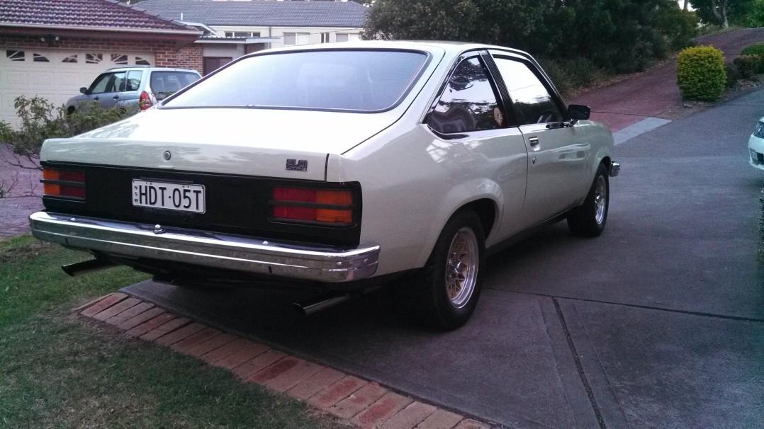 1976 Holden LX Torana V8