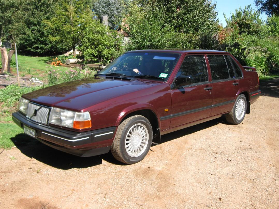 1993 Volvo 940 GLE