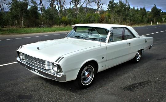 1969 Chrysler VALIANT VF COUPE