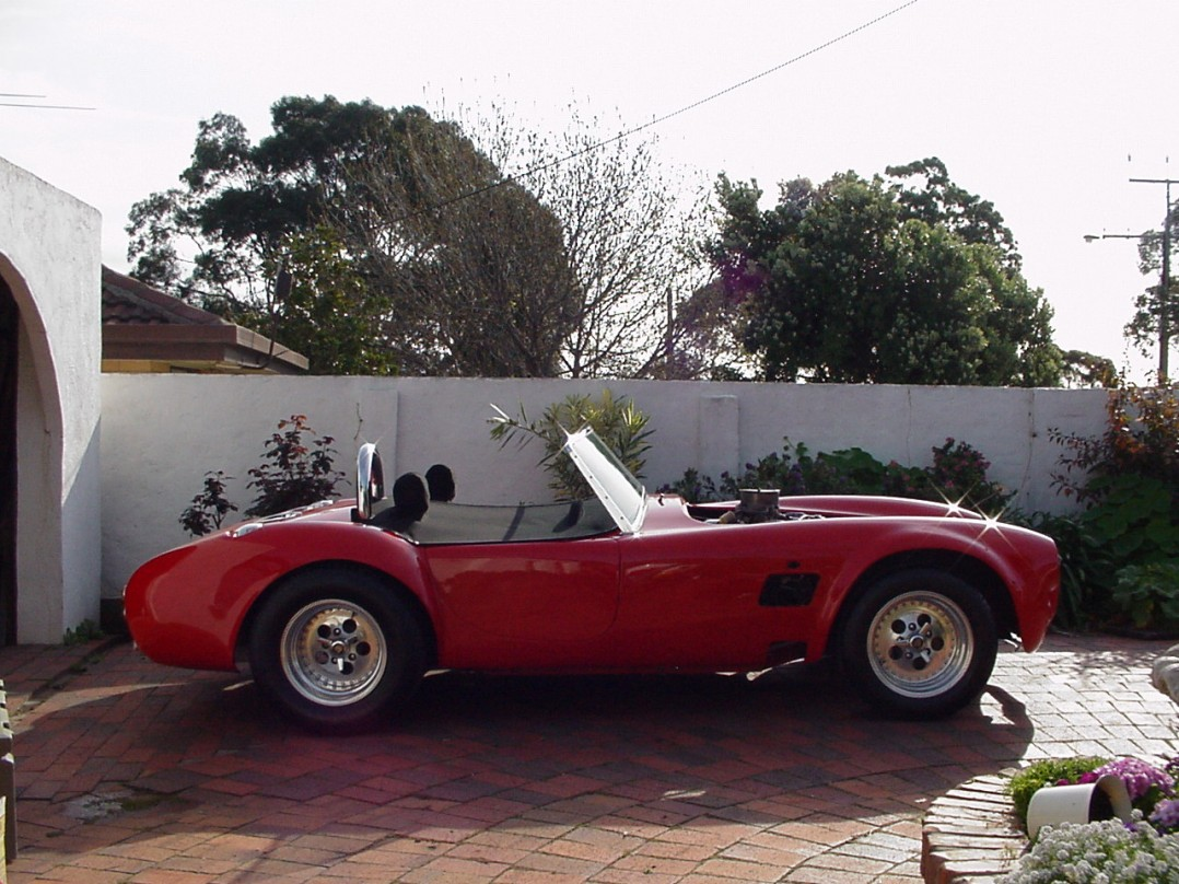 1965 AC Cobra 427SC Replica