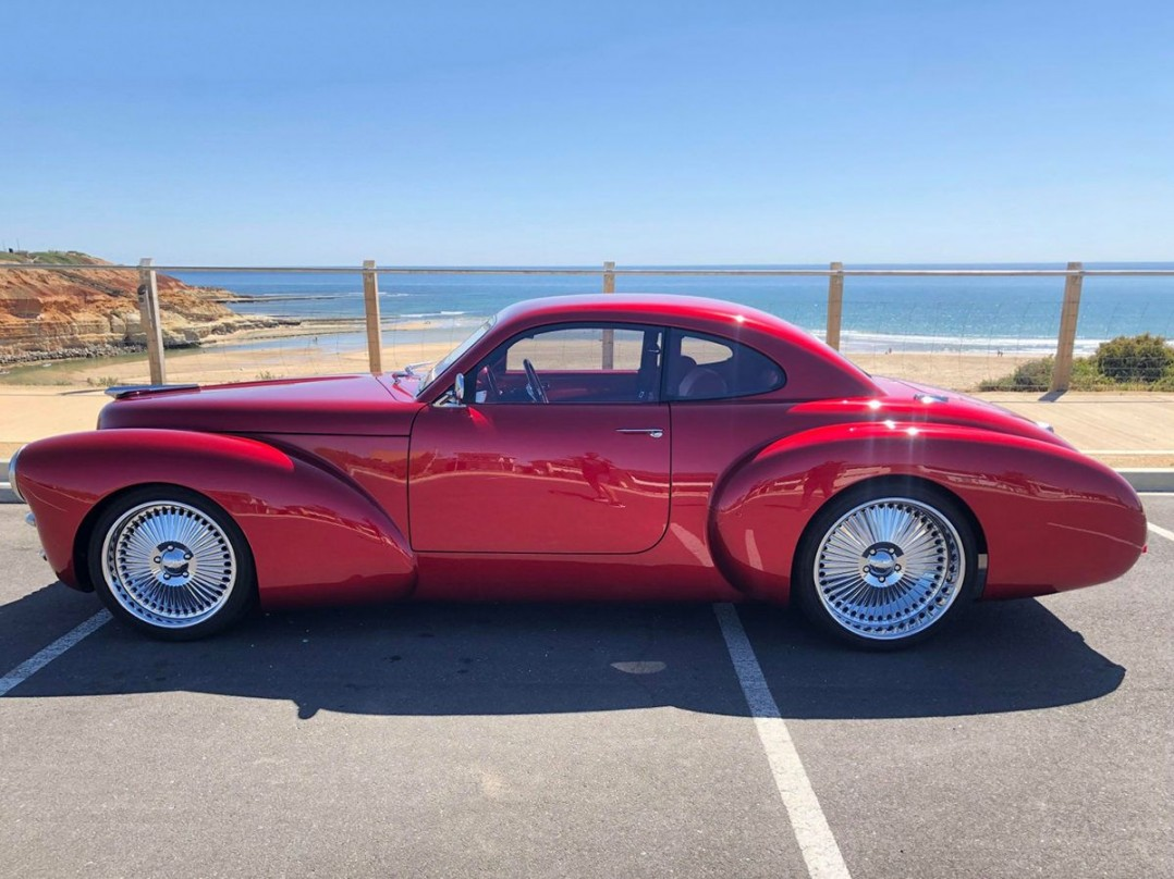 1948 Chevrolet Custom coupe