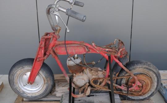 1950 Villiers Minibike