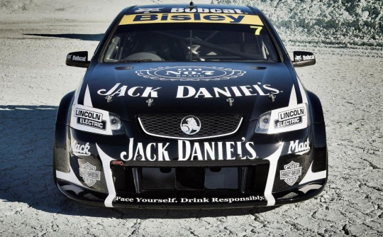 2011 Kelly Racing Holden V8 Supercar