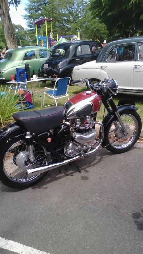 1955 Matchless 500cc G9 CLUBMAN