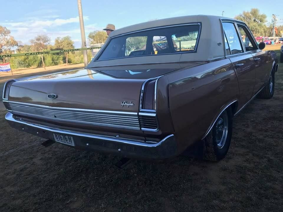 1971 Chrysler VG VIP