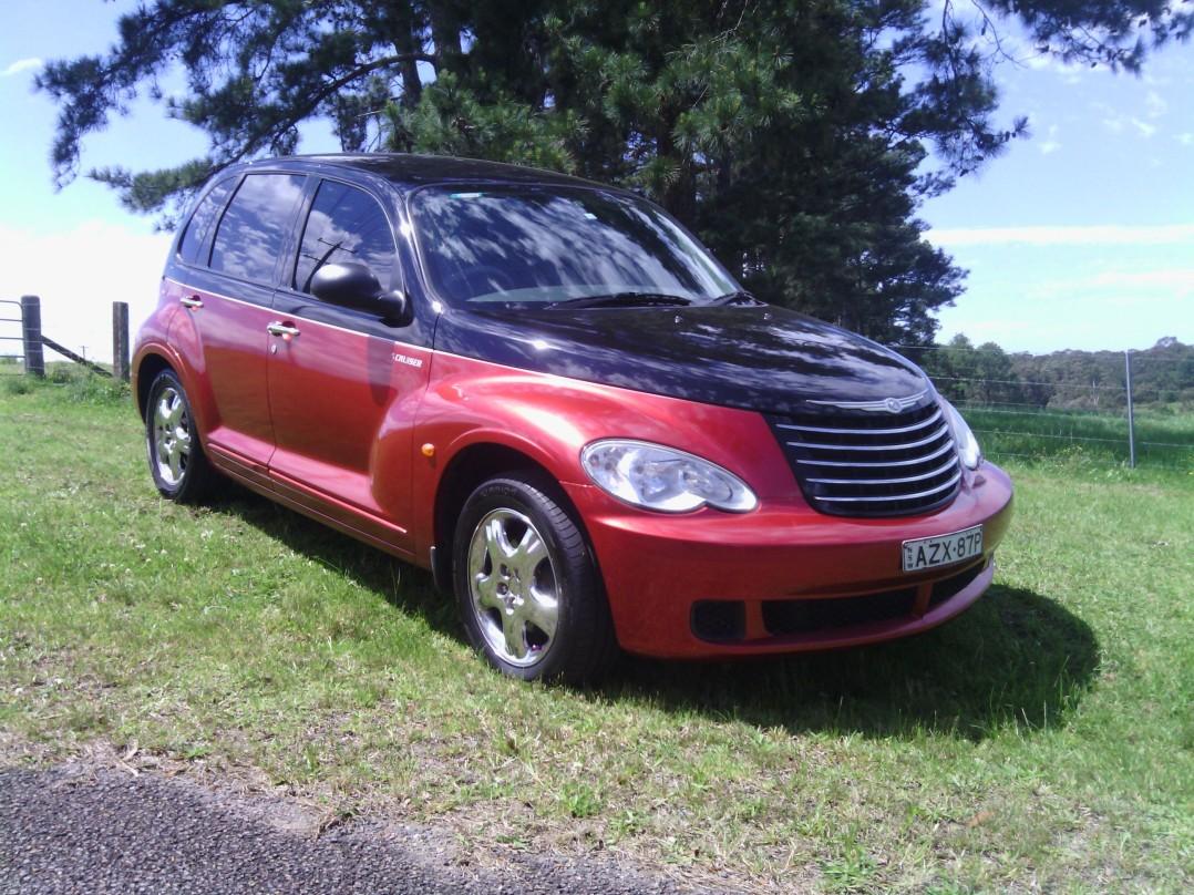 2006 Chrysler PT CRUISER CLASSIC