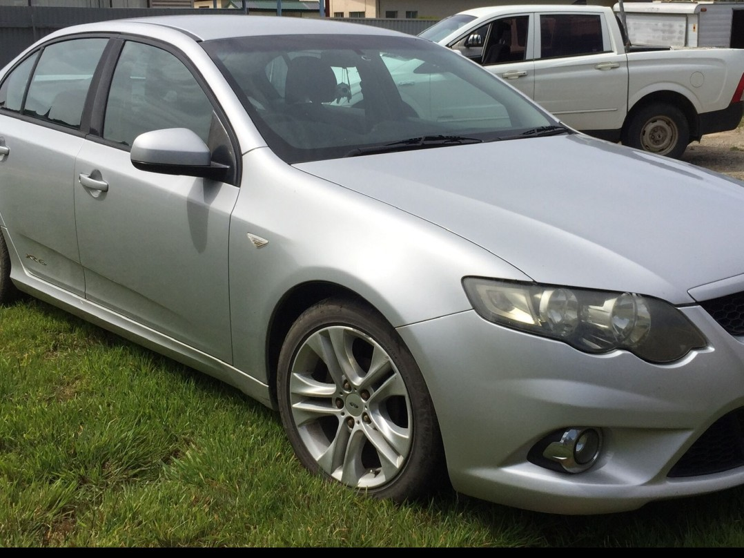 2010 Ford FALCON S XR6