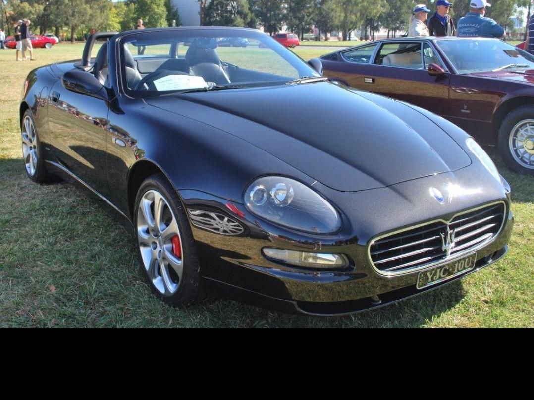 2005 Maserati SPYDER CAMBIO CORSA