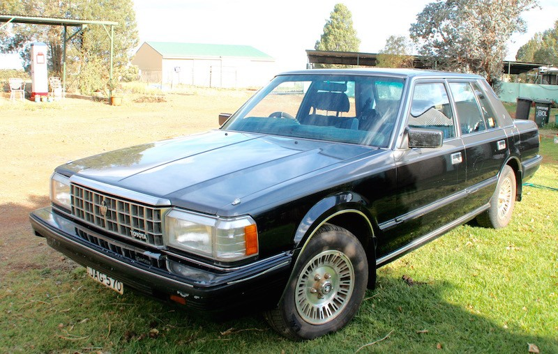 1983 Toyota CROWN ROYAL