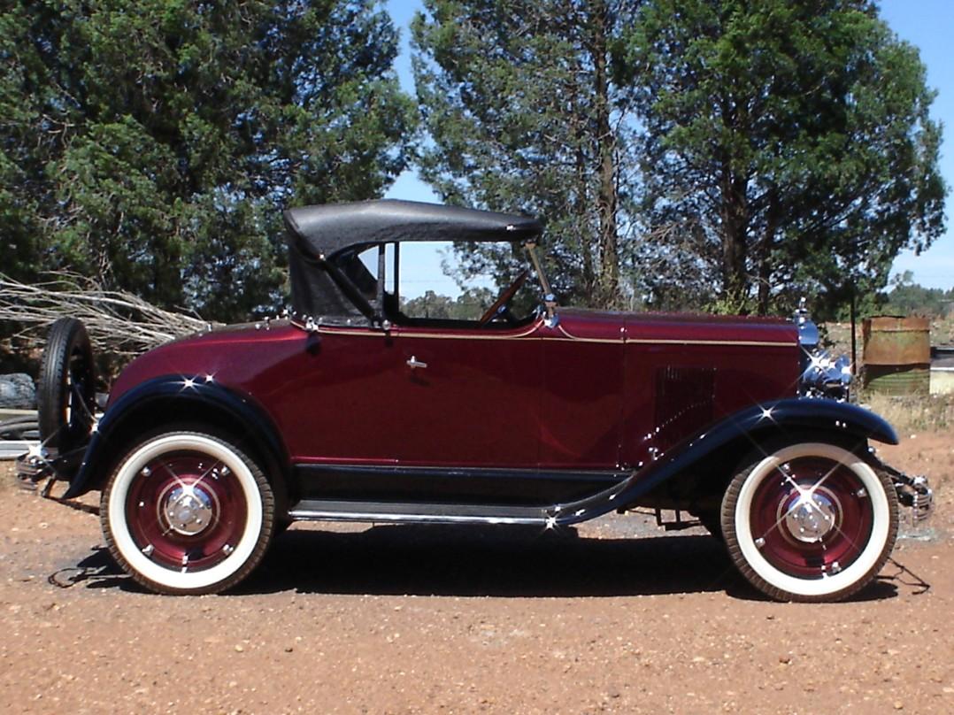 1929 Chevrolet Roadster
