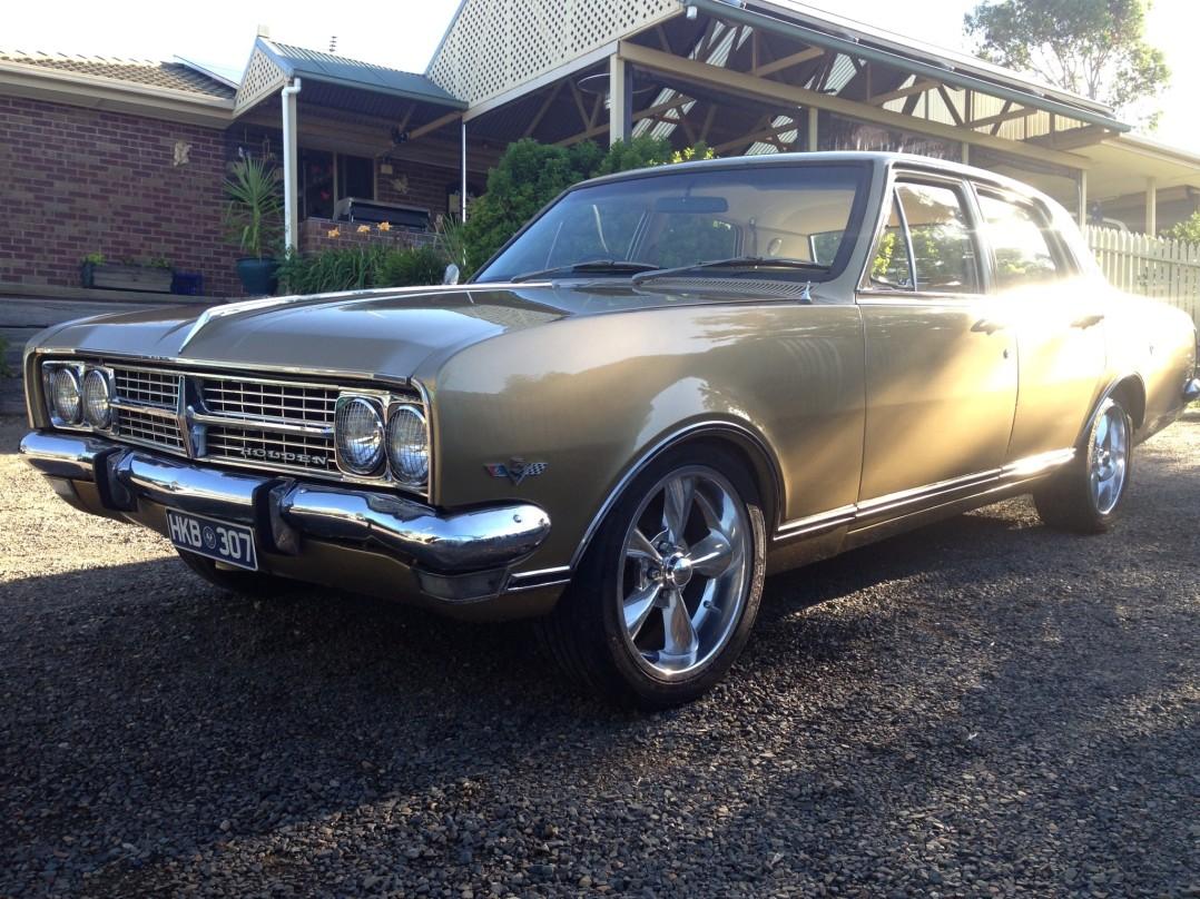 1968 Holden HK Brougham