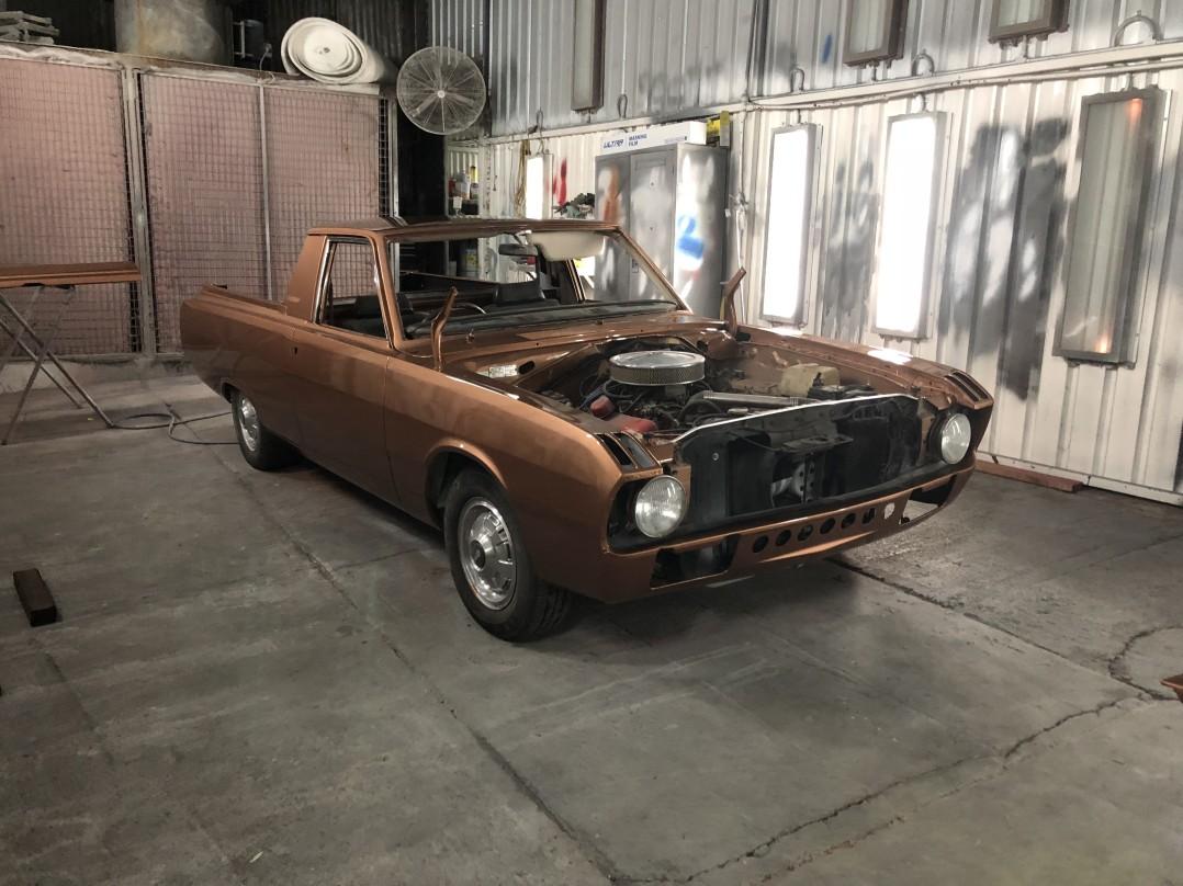 1970 Valiant Vf