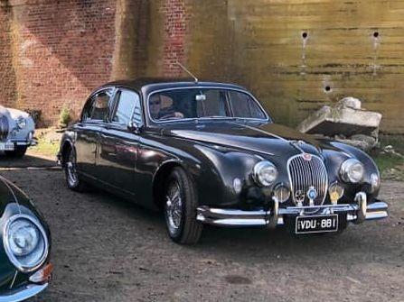 1958 Jaguar MK1