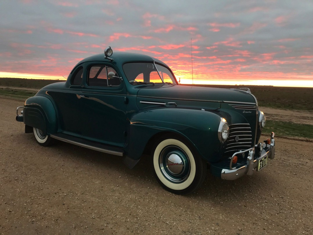 1940 Plymouth P10