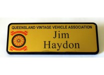 QVVA Name Badge