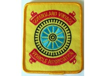 Rectangular Cloth Badge Patch